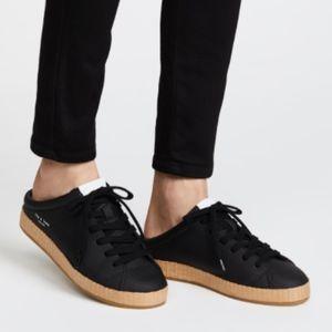 Rag & Bone Leather Slide Sneaker Mule
